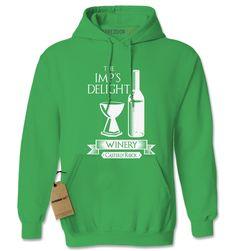 The Imp's Delight Winery GoT Adult Hoodie Sweatshirt