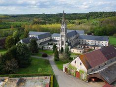 Abbaye de la Trappe à Soligny la Trappe (Orne-FR)