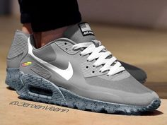 Nike Air Max 90 Hyperfuse customisée Independence Day