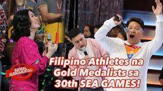 Filipino Athletes na Gold Medalists sa 30th SEA GAMES! | Bawal Judgmental | December 16, 2019 - YouTube