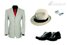 It's like a super-suit. Your power? Being suave. #Cruise #Apparel #Clothing #Suit