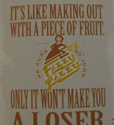 funny  fruit poster #typography poster