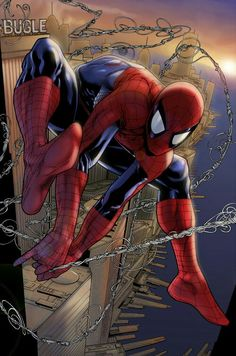 The Amazing Spider-Man (Marvel Comics).
