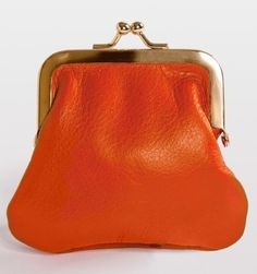 Framed coin purse, American Apparel, £17