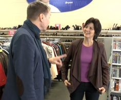 Shopping Tips With Bjorn Nasett - Goodwill's Fashion Expert