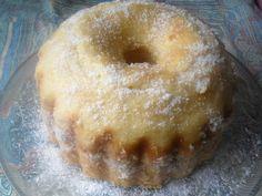 Receita de Bolo húmido de Coco .:. Kitchenet .:. Livro de culinária do aeiou