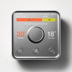 5d75402bef7b Hive Active Heating 2 by Yves Behar Garden Supplies
