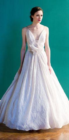 "Carol Hannah Bridal - 2013 Wedding Dresses - l""Elysee by Carol Hannah"