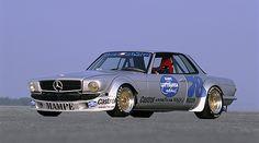 Mercedes-Benz 450 SLC AMG 'Mampe' Touring Car - Classic Driver - MAGAZINE - Classic Car