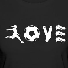 Love Soccer Shirt