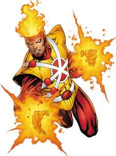 Firestorm DC COMICS
