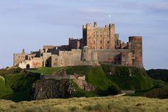 Bamburgh Castle, Northumberland, England | 22 British Castles That Are Better Than Hogwarts