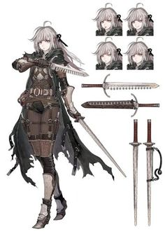 Safebooru is a anime and manga picture search engine, images are being updated hourly. Dungeons And Dragons Characters, Dnd Characters, Fantasy Characters, Female Characters, Female Character Design, Character Design References, Character Design Inspiration, Character Art, Fantasy Armor