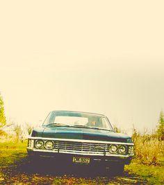 Baby #Supernatural #Impala