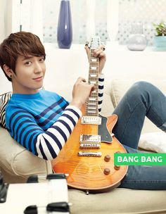 Jung Yong Hwa - heartstrings wasn't the best drama, BUT... I still really liked it.