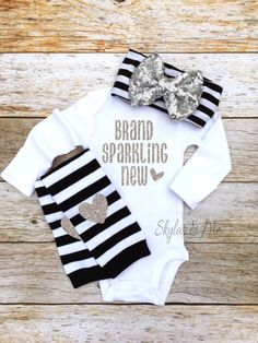 Yessssss!!! My first girl will have this! ♡ https://www.etsy.com/listing/272809676/baby-girl-coming-home-outfit-baby-girl