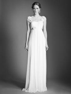 Temperley London | #Bridal | Fall 2013  Via: http://fashioncherry.co/temperley-london-bridal-fall-2013/#