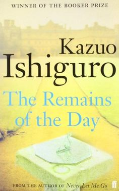 The Remains of the Day | Thoughts about books