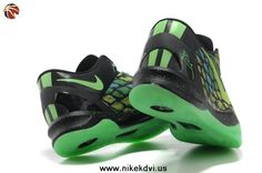 44141fe947dc9 Buy Discount Mamba Black Green 555035 105 Nike Kobe 8 System Year Of The  Snake Sports Shoes Shop