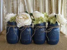 40 Pretty Navy Blue and White Wedding Ideas