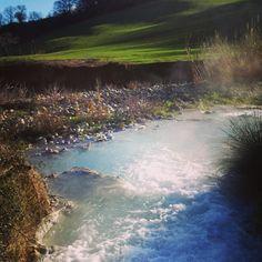Thermal Bath in #maremma #tuscany #wellness #benessere