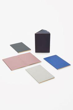 COS | Gilt-edge notebook