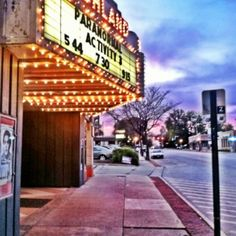 Highland square theater, Akron Ohio, gay friendly, and home of Dr. Bob....hmmm