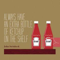 John Steinbeck Quotes by John Devolle, via Behance