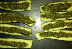 Holistic Health, Nutrition, and Education: Stuffed Zucchini.  Book for sale!  http://www.amazon.com/NO-ANIMAL-PRODUCTS-WHAT-EAT/dp/1320859380/ref=sr_1_1?ie=UTF8&qid=1429274860&sr=8-1&keywords=no+animal+products+what+do+I+eat
