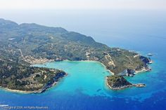 Corfu: Excellent sailing holidays, yacht charters and bareboat guide to Kerkira, Paxos, Gouvia - nautical charts of the islands, ports and anchorages of the Ionian sea. Corfu, Paxos Greece, Paxos Island, Sailing Holidays, Greece Travel, Greek Islands, Places Ive Been, Paradise, To Go