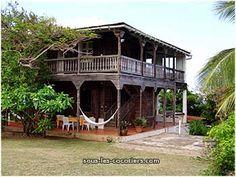 1000 images about martinique on pinterest fort de france caribbean and se - Plan de maison coloniale ...