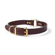Thrilled to have Bespoke Post now carrying our  Dog Collars on their Man's Best Friend Product Page