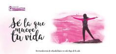 #2017enFIVRecoletos | Un año de propósitos cumplidos  🌟 #3. Participamos en la carrera de la mujer y creamos el Libro Ilustrado MUEVE TU VIDA sobre hábitos de vida saludables para cada etapa de la vida de la mujer ⇊ Empieza 2018 persiguiendo tus sueños #Hitos #Fertilidad #Propósitos2018