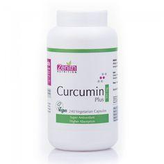 Zenith Nutrition Curcumin Plus - 500 mg-240 Capsules