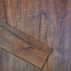 "Madera 6"" X 24"" Porcelain Plank Teak"