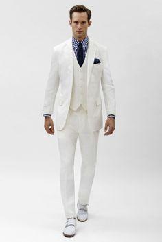 Brooks Brothers Men's RTW Spring 2014 - #menswear