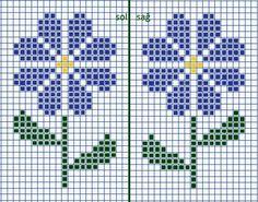 Patterns for children's embroidery 0 Mini Cross Stitch, Cross Stitch Heart, Cross Stitch Cards, Cross Stitch Flowers, Stitching On Paper, Cross Stitching, Cross Stitch Embroidery, Embroidery Patterns, Cross Stitch Designs