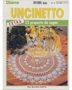 Diana uncinetto extra № 31
