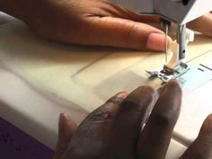 Become a Better Fashion Sewer: Sewing a French Seam