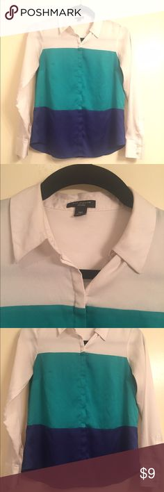 Ann Taylor Top Ann Taylor Top.                                                                                     🔶Bundle other items to save.                                                                      🔶No Trade Please.                                                                                                          🔶Same day shipping if order is place  by 3 Pm EST Monday-Friday. Ann Taylor Tops Blouses