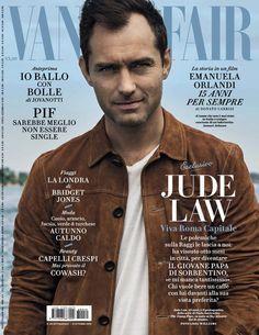 Male Fashion Trends: Jude Law por Greg Williams para Vanity Fair Italia