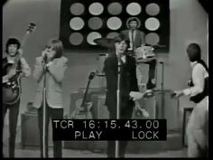 The Rolling Stones - Not Fade Away (TV 1964) - YouTube. NOT lip synced & funny!