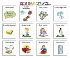 Pin by Seher Öztürk on Schule Kids Education, Special Education, Ramadan, Islam For Kids, Turkish Language, Islamic Teachings, Study Hard, Study Motivation, Preschool Activities