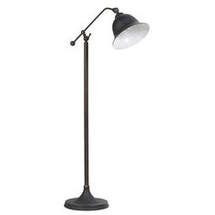"""Coaster realizes the importance of your home, which is why they have an endless variety of furniture in countless styles and designs.  From Brookstone.com  $100  The designs are capable of fitting the needs all around the home and the quality is at a level you can trust. Add some extra light into any room with this beautiful floor lamp featuring a dark bronze metal finish. Perfect for reading or simply lighting a room.  Dimensions: 12"""" L x 6.5"""" W x 60"""" H Weight: 15.0964 lbs."""