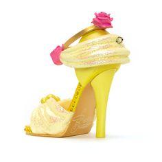Disney Beauty and the Beast Belle Miniature Decorative Shoe