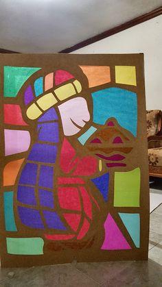 farolREY MAGO Symbols, Letters, Painting, Art, Art Background, Painting Art, Kunst, Letter, Paintings