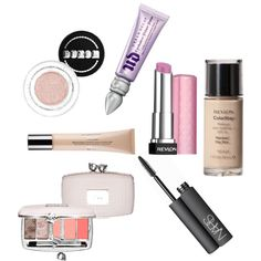 Summer Make-up essentials, created by tofu-hearts on Polyvore