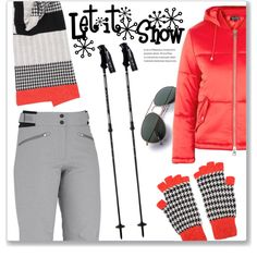 How To Wear Let It Snow Outfit Idea 2017 - Fashion Trends Ready To Wear For Plus Size, Curvy Women Over 20, 30, 40, 50