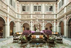 World's Best Hotels: Four Seasons Florence, Italy