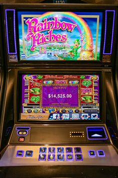 What better way to kick off the weekend? 🤑 One lucky guest found the pot of gold at the end of the rainbow and walked away $14,525.00 richer! You could be next —  give Rainbow Riches a spin next time you're in 🌈💰 #TheSwin #jackpot #winner #winning #RainbowRiches #casino #gaming #fun #bigwin #slot #slots #slotmachine #anacortes #washington #pnw #pacificnorthwest #luck #lucky Anacortes Washington, Jackpot Winners, Little Shop Of Horrors, Willie Nelson, Slot Machine, Spin, Gaming, Rainbow, Gold